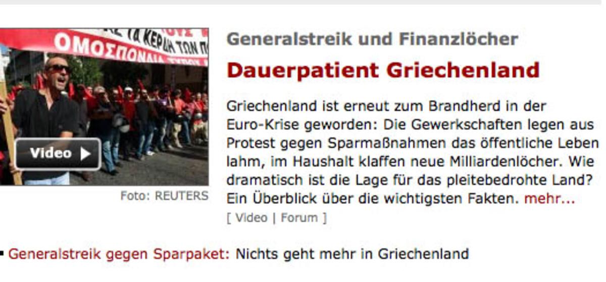 Spiegel:Τίποτα δεν λειτουργεί πλέον στην Ελλάδα | Newsit.gr