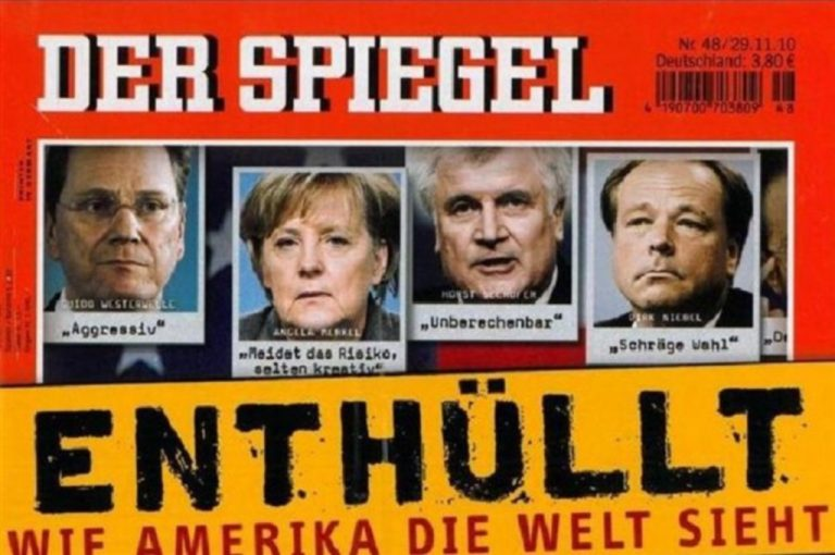 Spiegel: Περίεργες οι συναντήσεις του Σαββατοκύριακου | Newsit.gr
