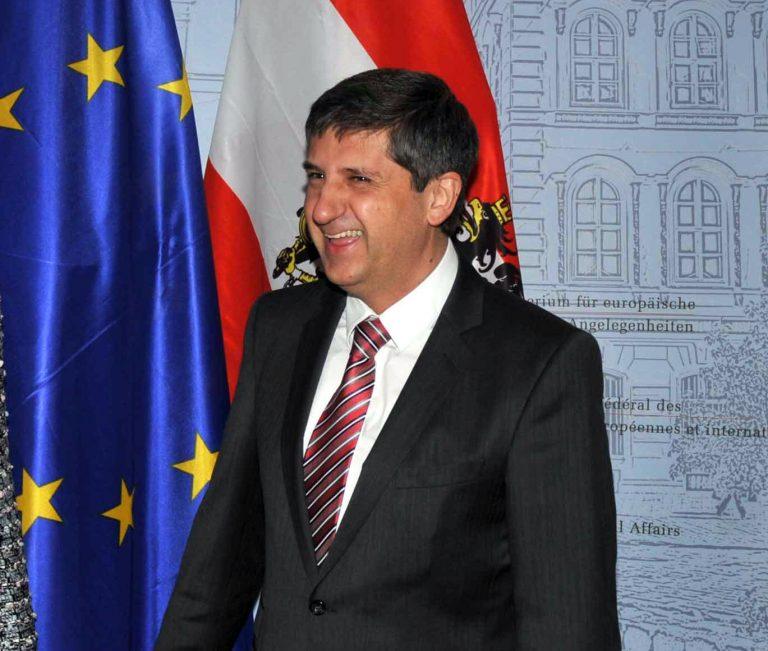 «Φαρμάκι» από τον αυστριακό αντικαγκελάριο για την Ελλάδα | Newsit.gr