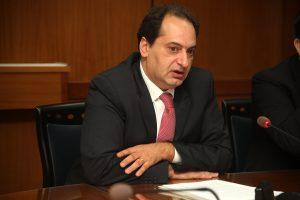 Σπίρτζης: Έχει ήδη ολοκληρωθεί το 60% της επέκτασης του μετρό προς Πειραιά