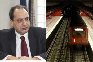 Απεργία σε Μετρό, Τραμ και Ηλεκτρικό: Κόντρα Σπίρτζη – εργαζομένων