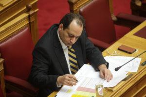 Σπίρτζης: Ο Τσίπρας θα φορέσει γραβάτα!