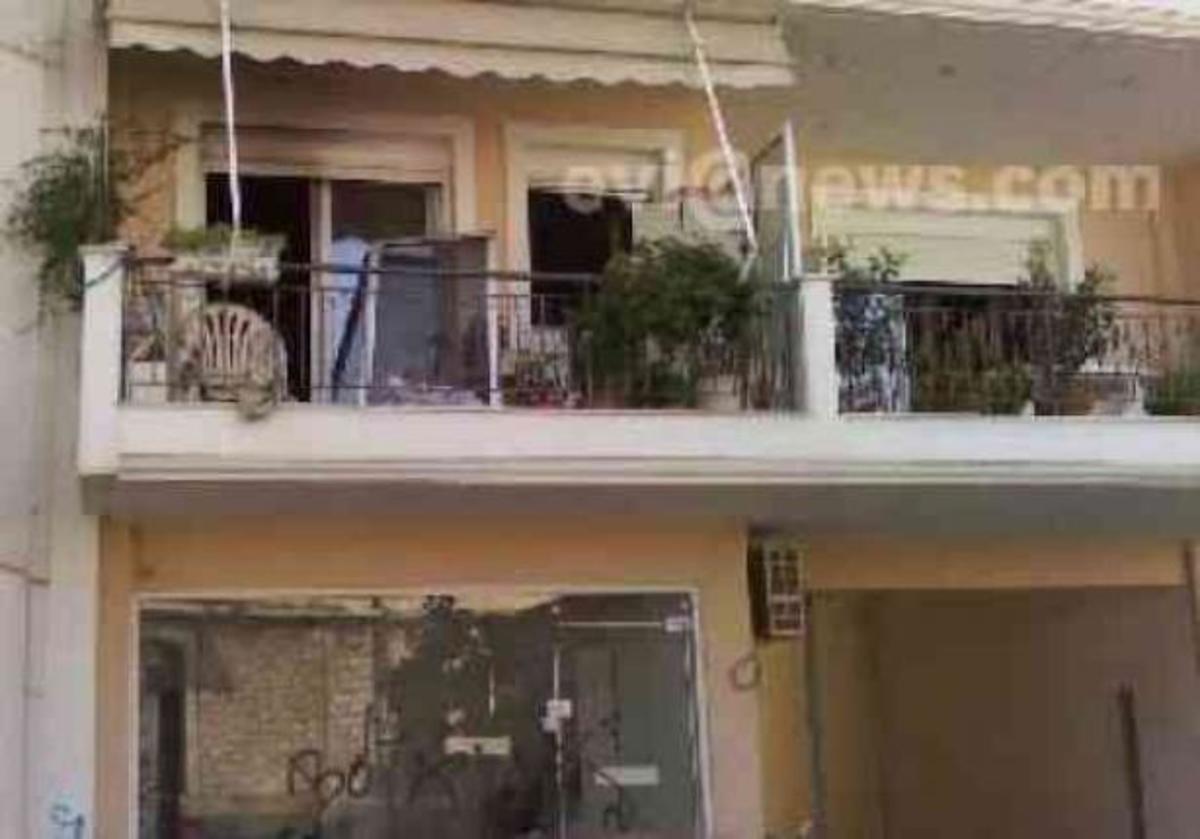 Χαλκίδα: Στις φλόγες το σπίτι 80χρονης | Newsit.gr