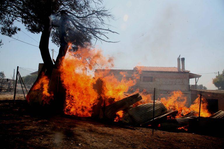 Μαγνησία: Κάηκε μέσα στο σπίτι του | Newsit.gr