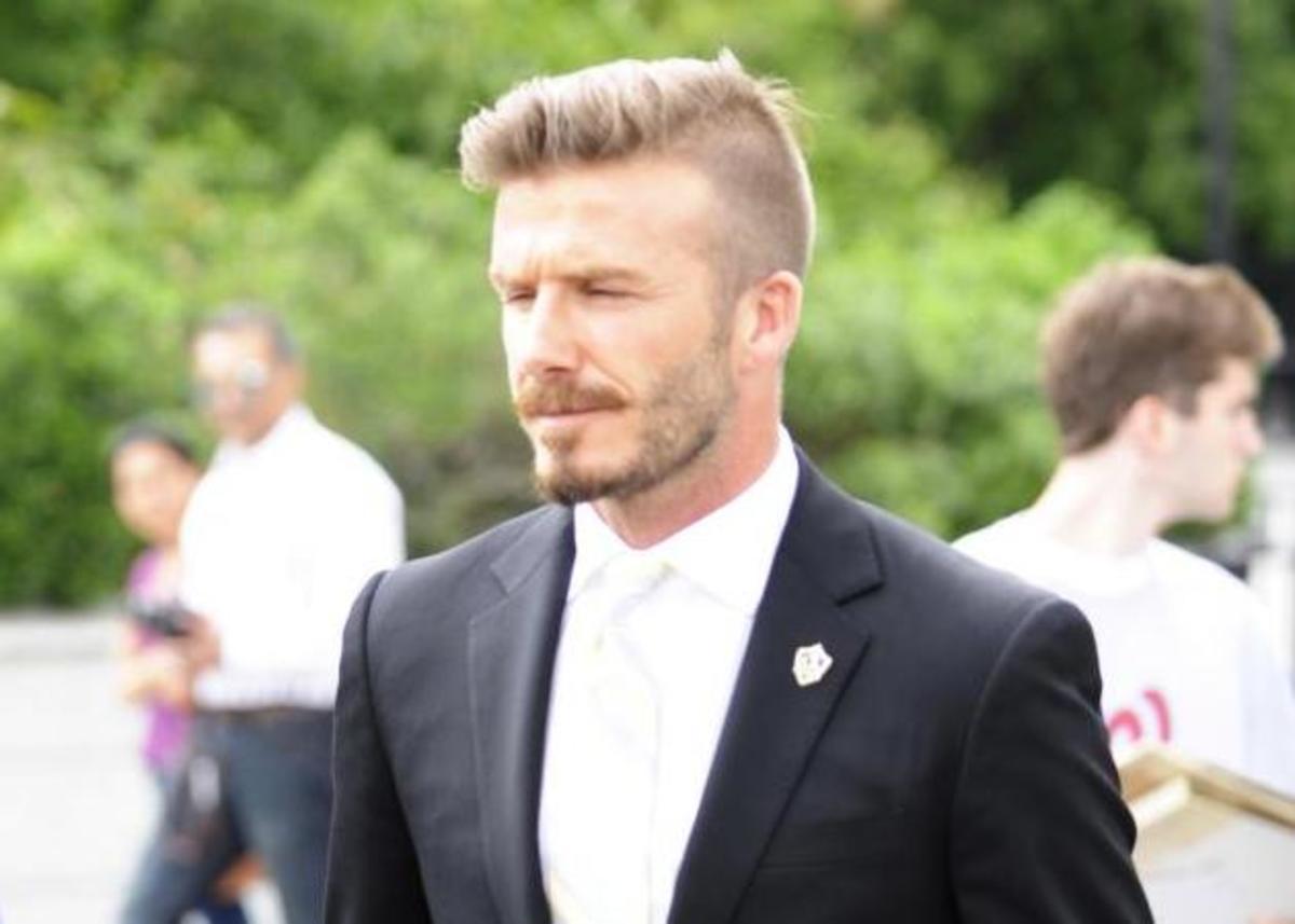 Breaking beauty news! Ο David Beckham έκανε spa στην Αθήνα και έχουμε κάθε λεπτομέρεια!   Newsit.gr