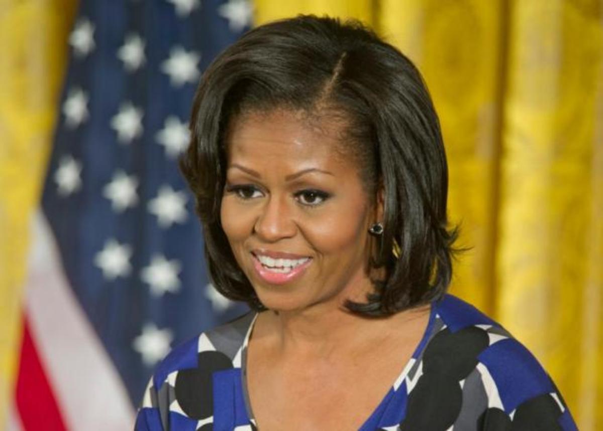 Η Michelle Obama έκοψε αφέλειες! Δες εδώ το νέο της look! | Newsit.gr