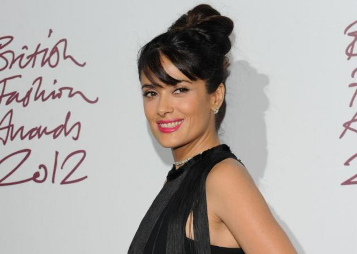 5 tips μακιγιάζ από την Salma Hayek! Ποιο από αυτά ακολουθείς; | Newsit.gr