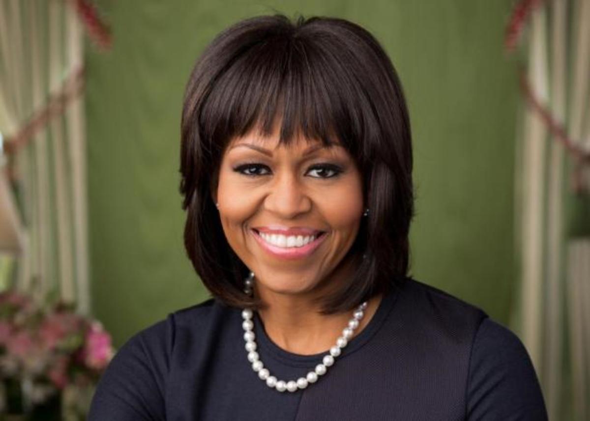 Το beauty quote του μήνα από την Michelle Obama: «Έκανα αφέλειες λόγω κρίσης μέσης ηλικίας!» | Newsit.gr