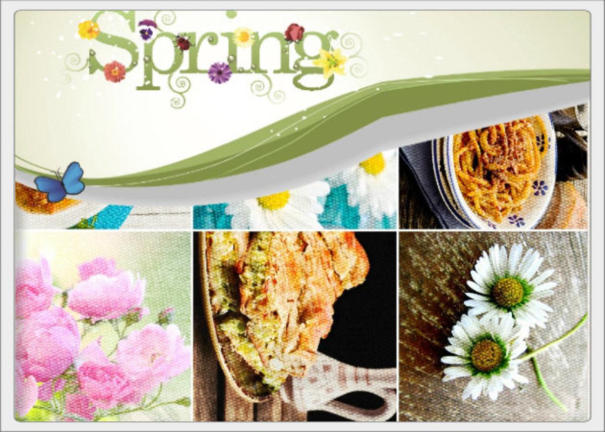 SPRING FEELINGS! To μενού της εβδομάδας αποπνέει δροσερό ανοιξιάτικο αεράκι   Newsit.gr