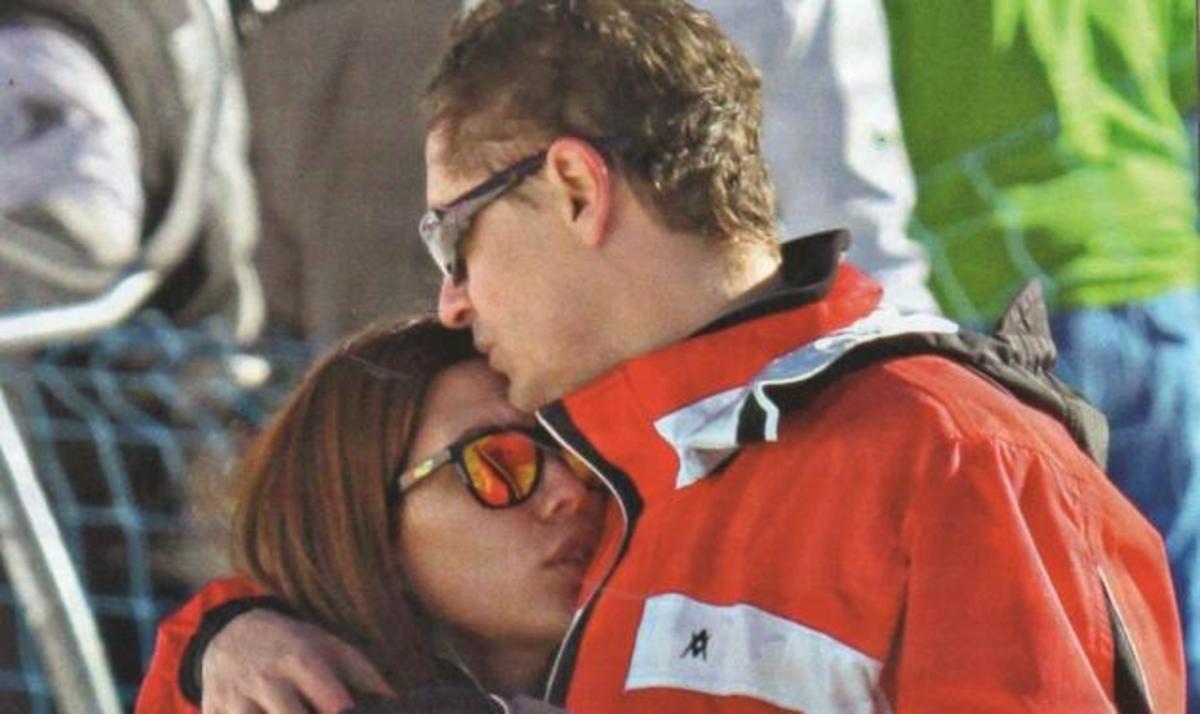 Α. Σρόιτερ – Ι. Μπούκη: Ερωτευμένοι στην Αράχωβα! Φωτογραφίες | Newsit.gr
