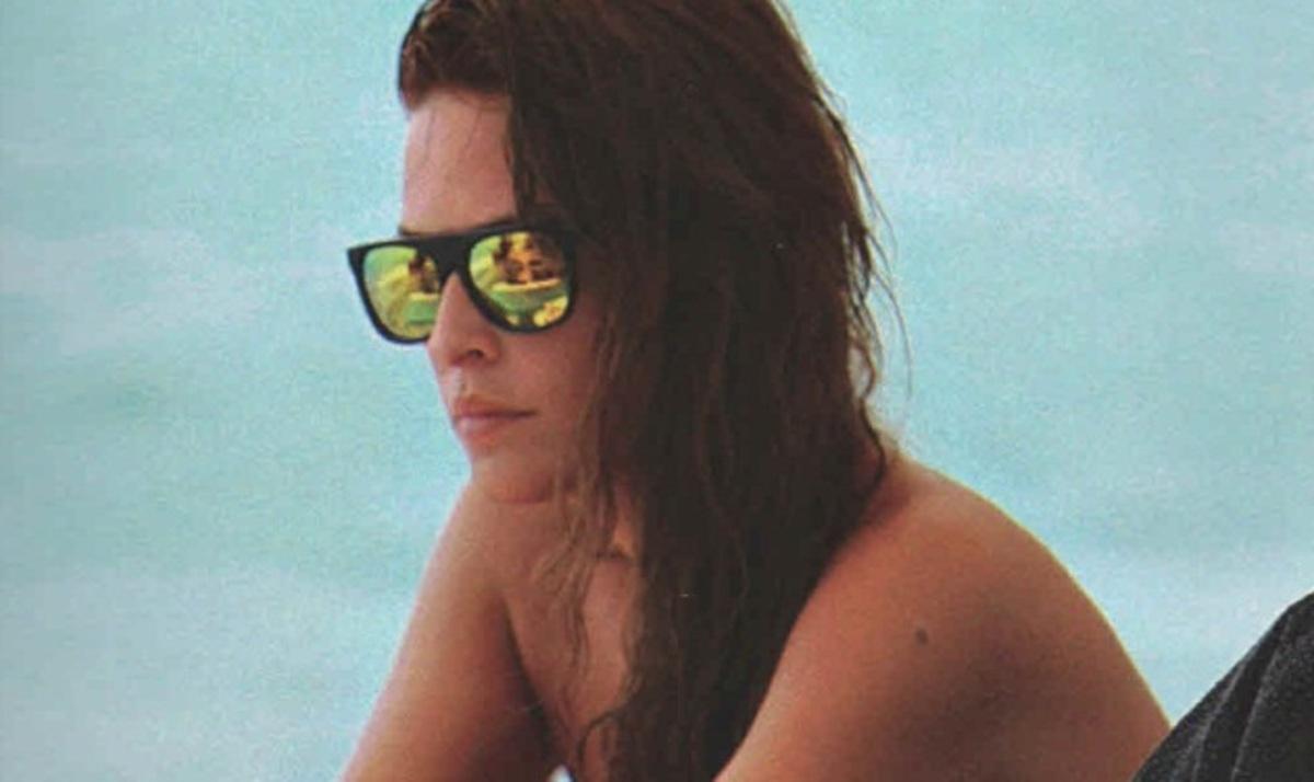 Σ. Χρηστίδου: Όλες οι εμφανίσεις της με μαγιό στην παραλία! | Newsit.gr