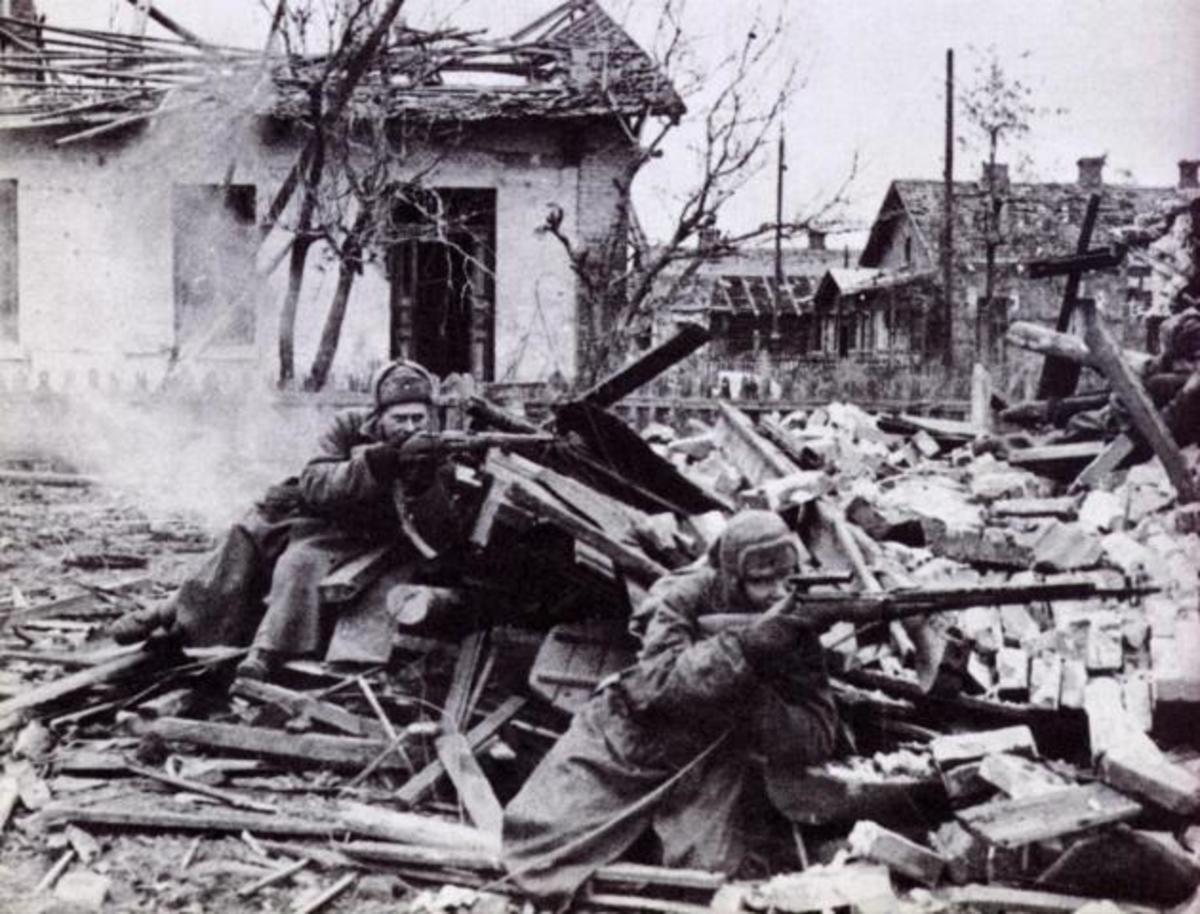 Βέρμαχτ εναντίον Κόκκινου Στρατού.Στάλινγκραντ.Ιστορικό βίντεο | Newsit.gr