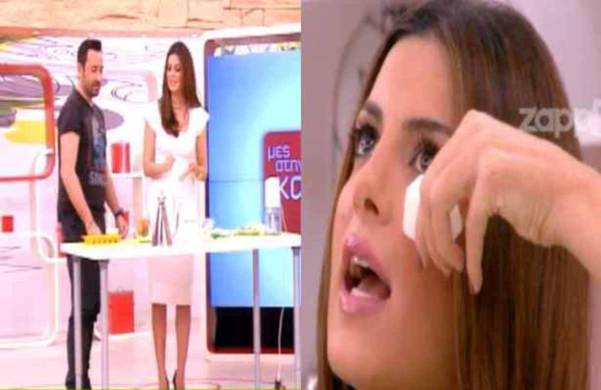Η έγκυος Σταματίνα Τσιμτσιλή προτείνει την πιο φτηνή μάσκα ομορφιάς! | Newsit.gr