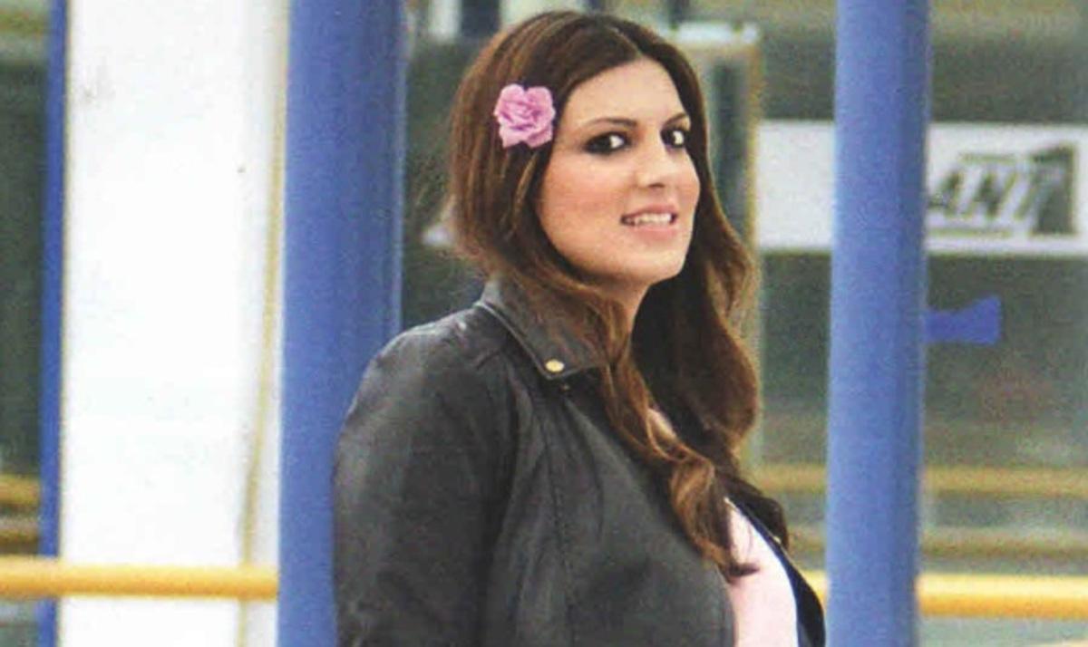 Σ. Τσιμτσιλή: Ανυπομονεί να υποδεχτεί την κορούλα της! | Newsit.gr