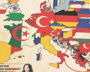 Ο Ερντογάν ονειρεύεται γενίτσαρους σε όλη την Ευρώπη – Το πρωτοσέλιδο «φωτιά» της Star