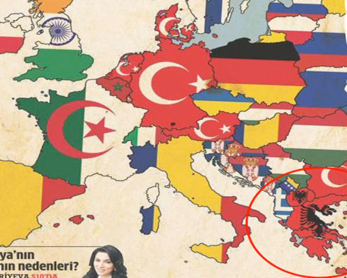 Ο Ερντογάν ονειρεύεται γενίτσαρους σε όλη την Ευρώπη – Το πρωτοσέλιδο «φωτιά» της Star | Newsit.gr