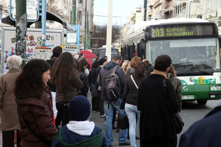 Μπλακ άουτ στις συγκοινωνίες   Newsit.gr