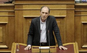 Συνάντηση Σταθάκη με πετρελαϊκούς κολοσσούς για τους ελληνικούς υδρογονάνθρακες