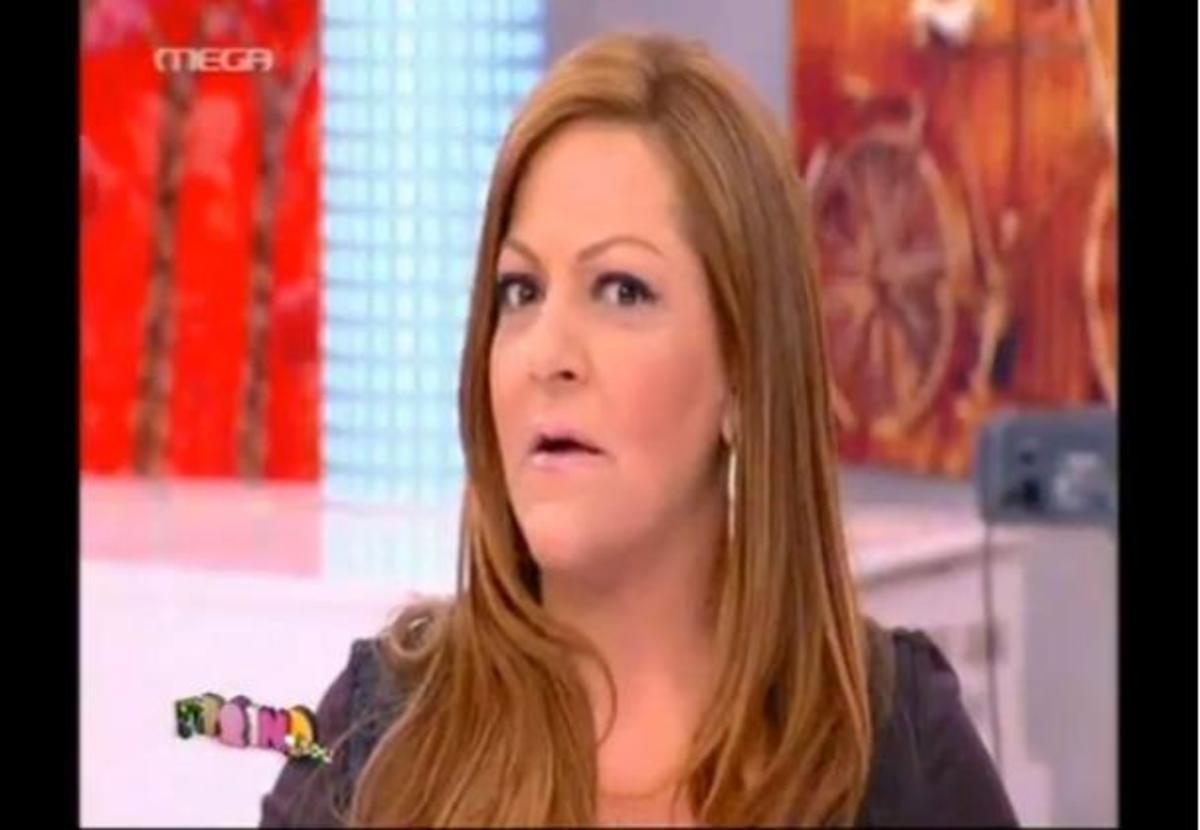 Η οργισμένη αντίδραση της Βίκυς Σταυροπούλου όταν έκλεισαν οι κάμερες | Newsit.gr