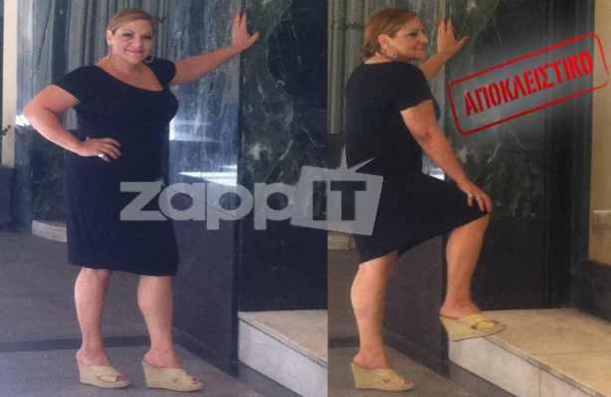 ΑΠΟΚΛΕΙΣΤΙΚΟ ΒΙΝΤΕΟ! Οι σέξι πόζες της Βίκυς Σταυροπούλου στο κέντρο της Αθήνας! | Newsit.gr