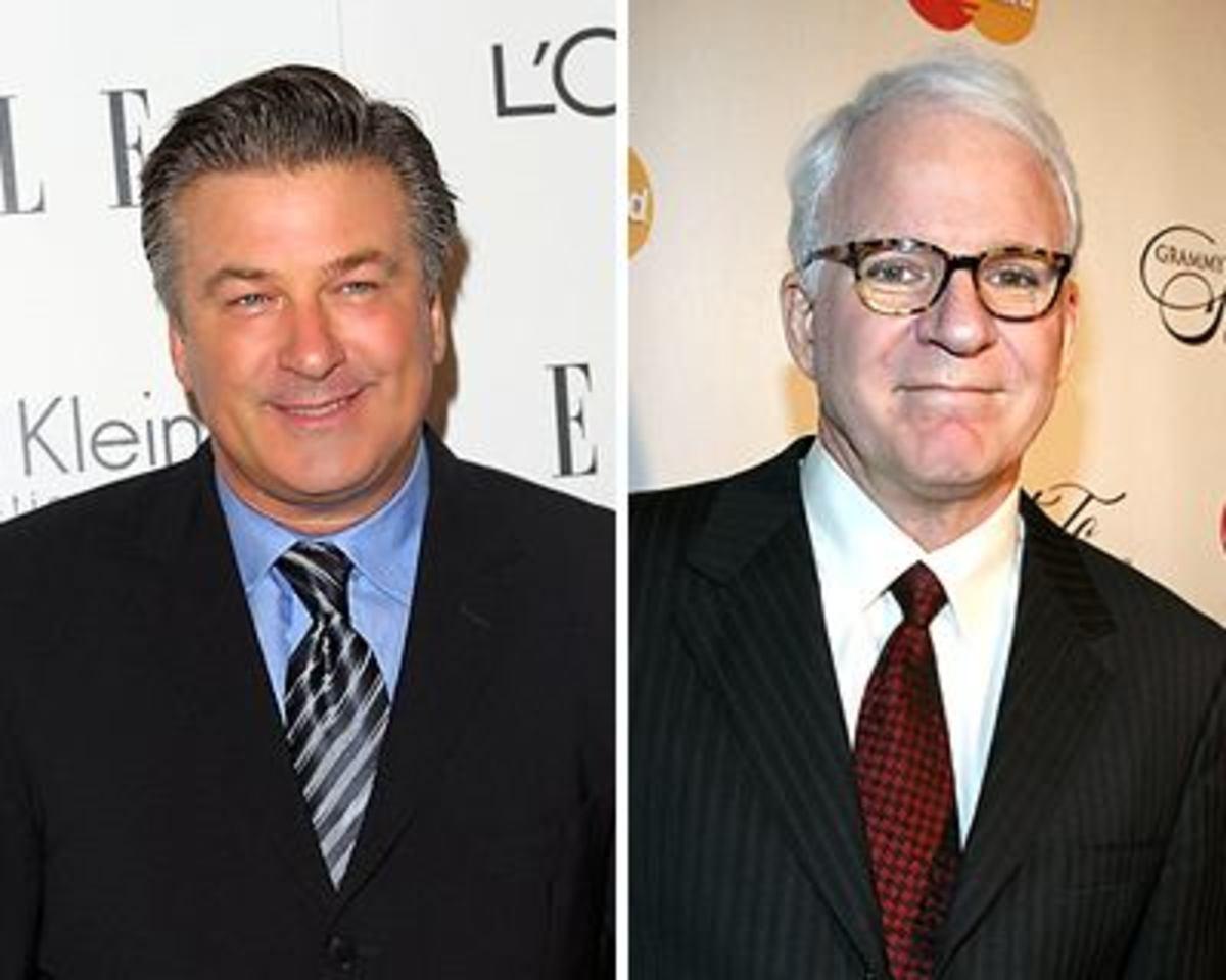 Steve Martin και Alec Baldwin oι παρουσιαστές των Oscar | Newsit.gr