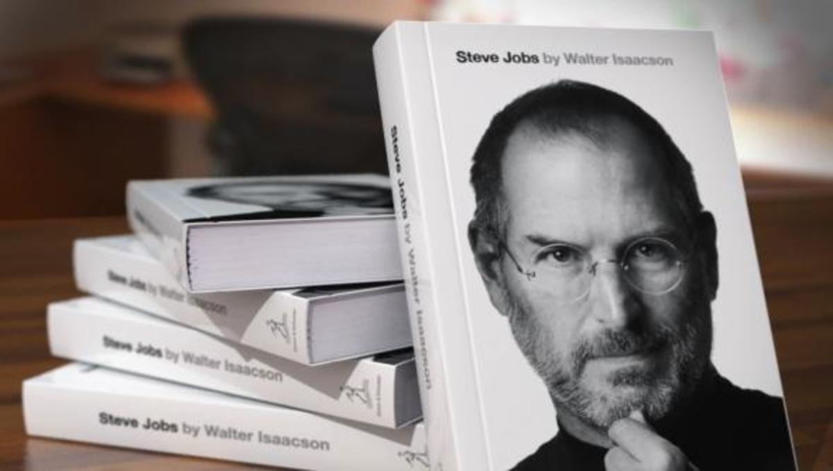 Κυκλοφόρησε η επίσημη βιογραφία του Steve Jobs! | Newsit.gr