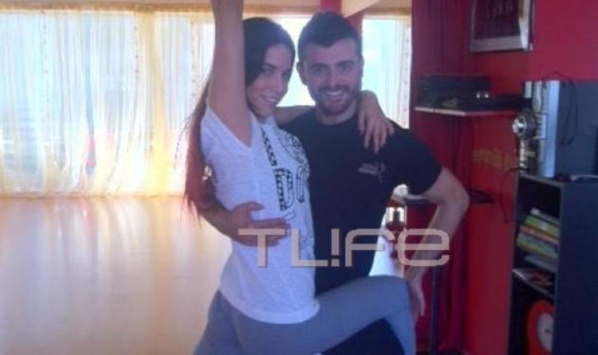 Κ. Στικούδη: Ετοιμάζεται πυρετωδώς για το Dancing With The Stars! | Newsit.gr