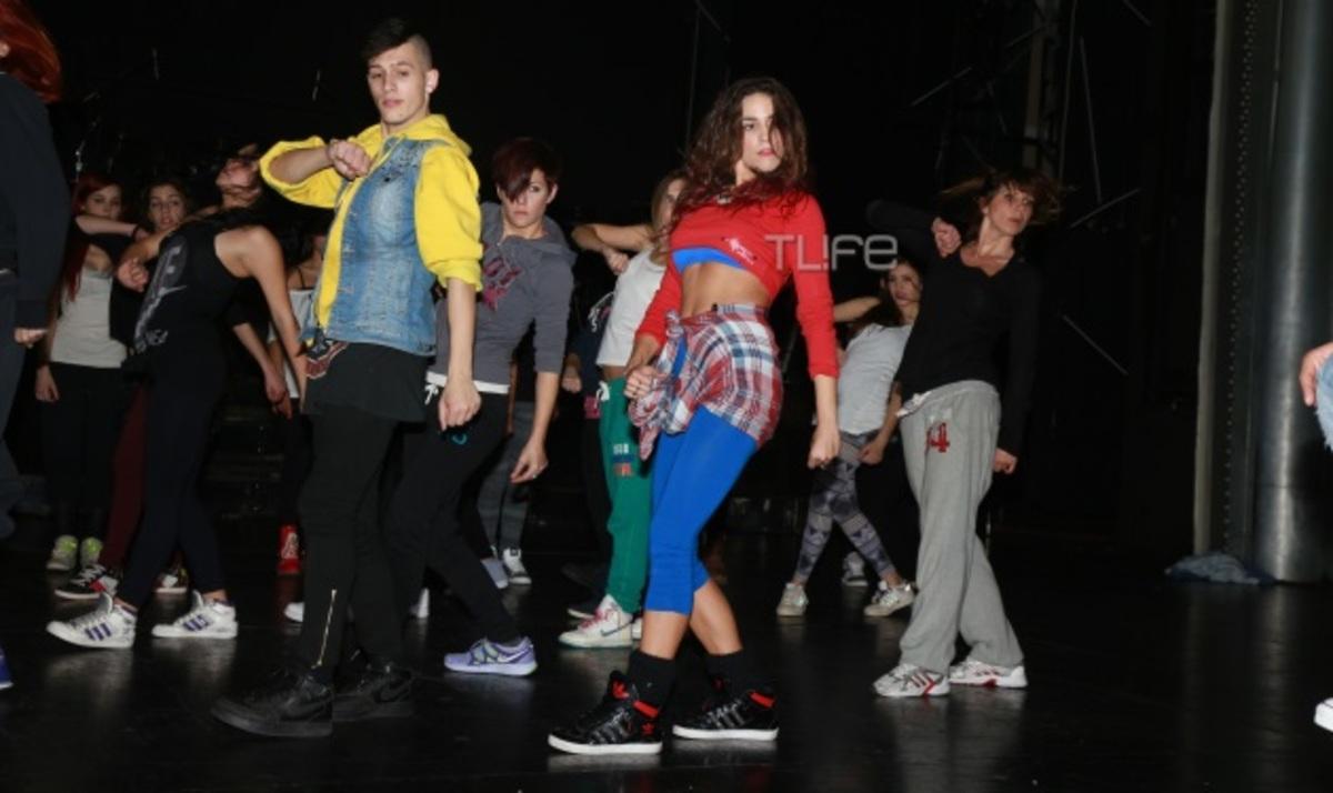 Κ. Στικούδη: Γιατί κάνει πρόβες στο χορό; Φωτογραφίες | Newsit.gr