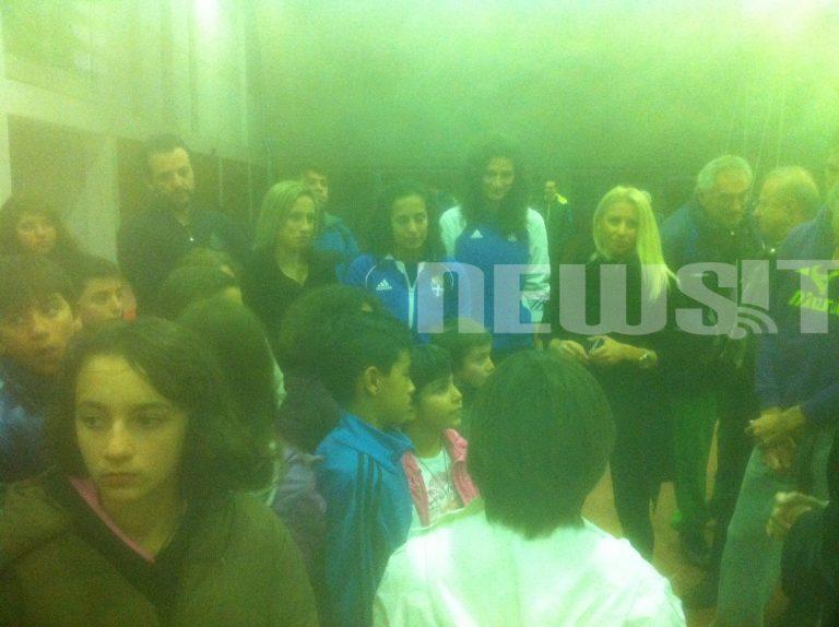 Πράξη αγάπης από αθλητές του στίβου στα παιδιά των χωριών SOS   Newsit.gr
