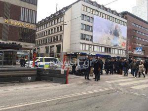 Στοκχόλμη, η επόμενη μέρα της τρομοκρατικής επίθεσης στη Σουηδία – Έρημη πόλη και φόβος παντού