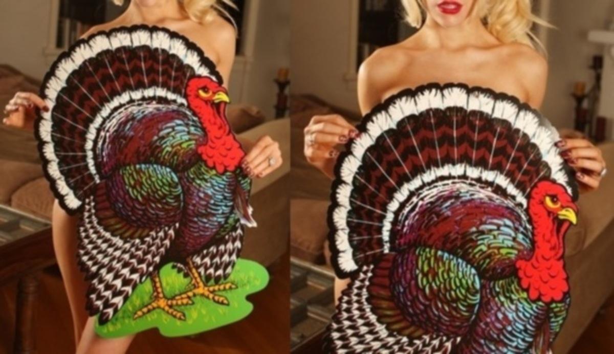 Ποιο κορίτσι του Hollywood φωτογραφήθηκε γυμνό για την Ημέρα των Ευχαριστιών; | Newsit.gr