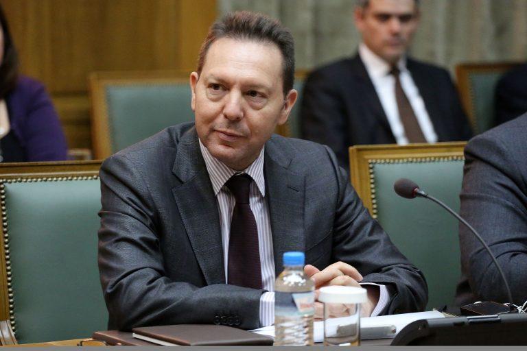 """Στουρνάρας: """"Η ανακεφαλαιοποίηση θα βελτιώσει τις χρηματοπιστωτικές συνθήκες""""   Newsit.gr"""