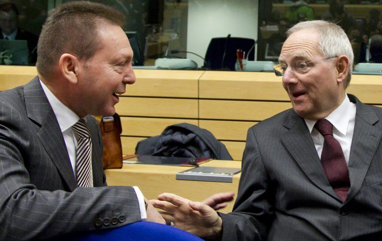 Στουρνάρας: Πρώτη φορά σε Eurogroup δε με πίεσαν | Newsit.gr