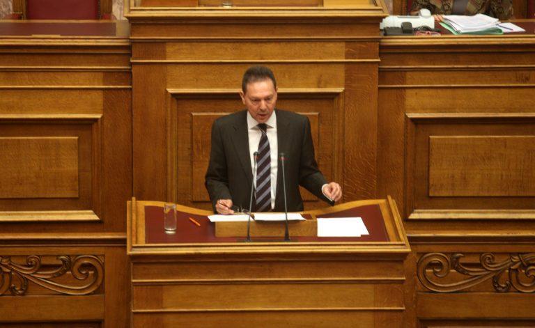 """Απέρριψε ο Στουρνάρας τις προτάσεις ΠΑΣΟΚ και ΔΗΜΑΡ για τις ευπαθείς κοινωνικές ομάδες -""""Αυξήσαμε τους φόρους για να γλιτώσουμε μισθούς και συντάξεις""""   Newsit.gr"""