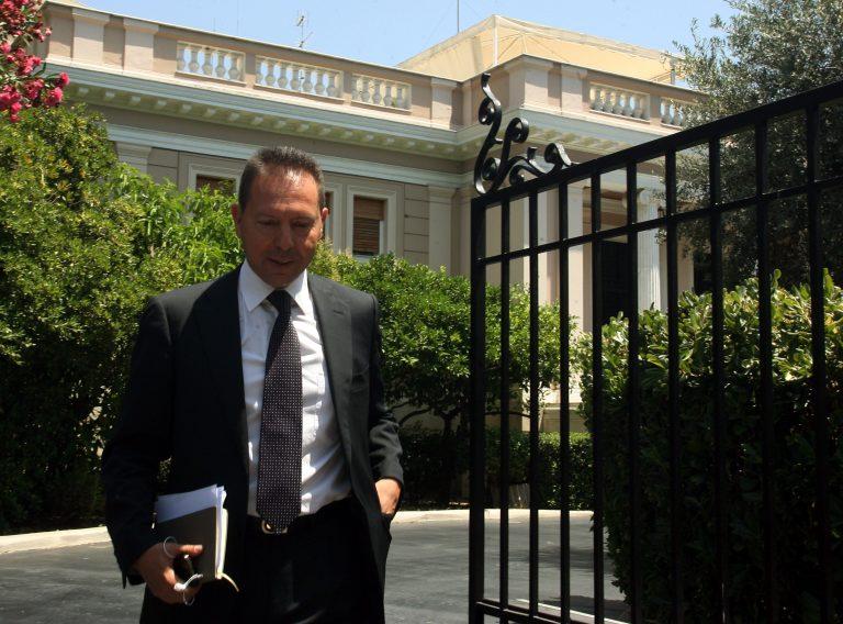 Στουρνάρας στους Financial Times: «Είμαστε εκτός στόχων δεν μπορούμε να επαναδιαπραγματευτούμε ακόμα»   Newsit.gr