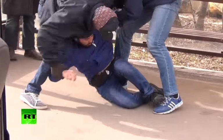 Αγία Πετρούπολη: Ταυτοποιήθηκε ο μακελάρης! Συλλήψεις on camera! [vids] | Newsit.gr