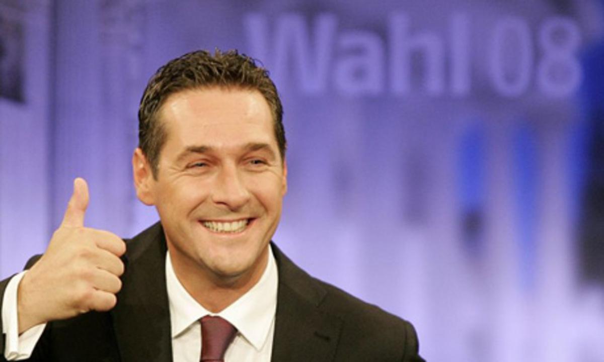 Η αυστριακή ακροδεξιά θέλει τη χώρα εκτός ευρωζώνης   Newsit.gr