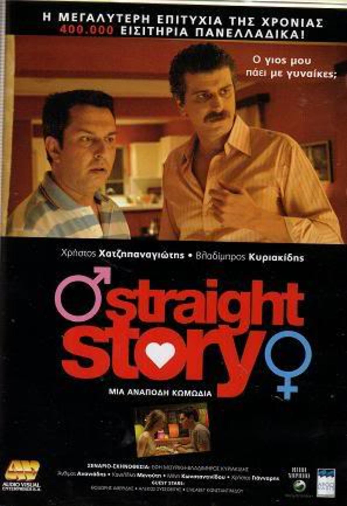 MEGA  πρόστιμο για το «Straight Story»   Newsit.gr