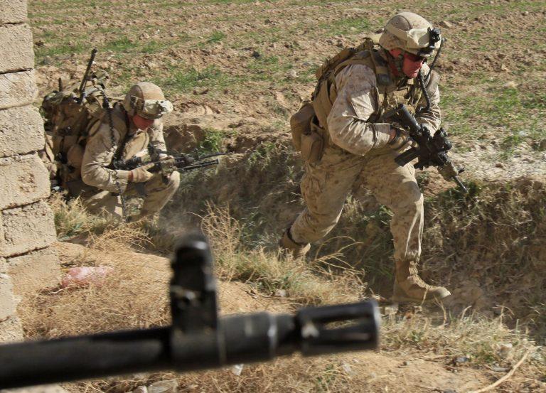 «Όχι» στην αποχώρηση από το Αφγανιστάν   Newsit.gr