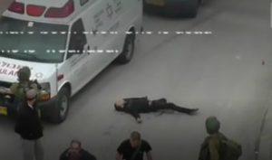 Ένοχος ο στρατιώτης που εκτέλεσε ανήμπορο και τραυματισμένο Παλαιστίνιο [pics, vid]