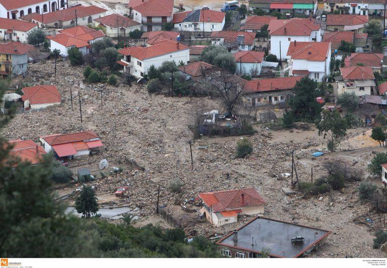 Επίσκεψη στις πληγείσες περιοχές της Χαλκιδικής   Newsit.gr