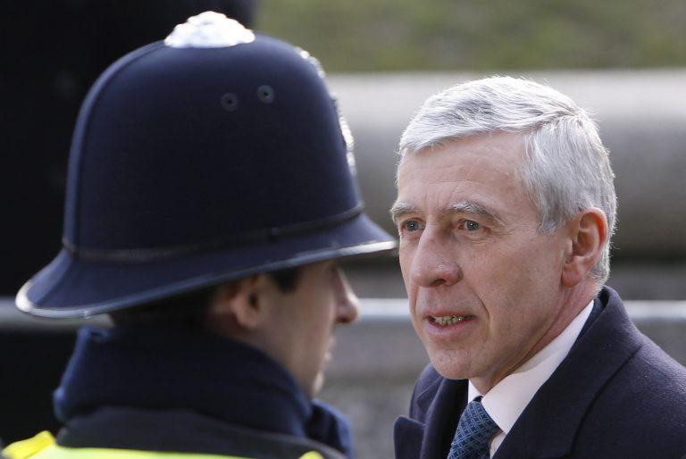 Ο Βρετανός υπουργός Δικαιοσύνης «στηρίζει» τον πόλεμο στο Ιράκ | Newsit.gr
