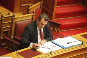 Στη Βουλή η δικογραφία του Ευριπίδη Στυλιανίδη –  Για παράνομες χρηματοδοτήσεις ΜΚΟ