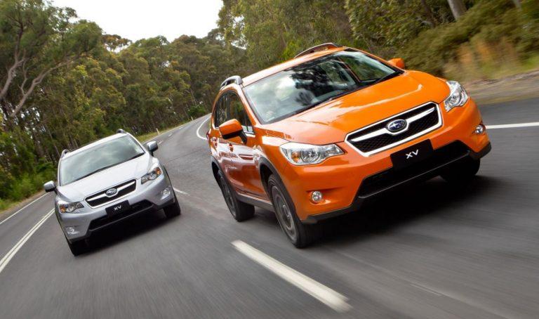 Oι τιμές για τα νέα Subaru XV και Forester στην ελληνική αγορά