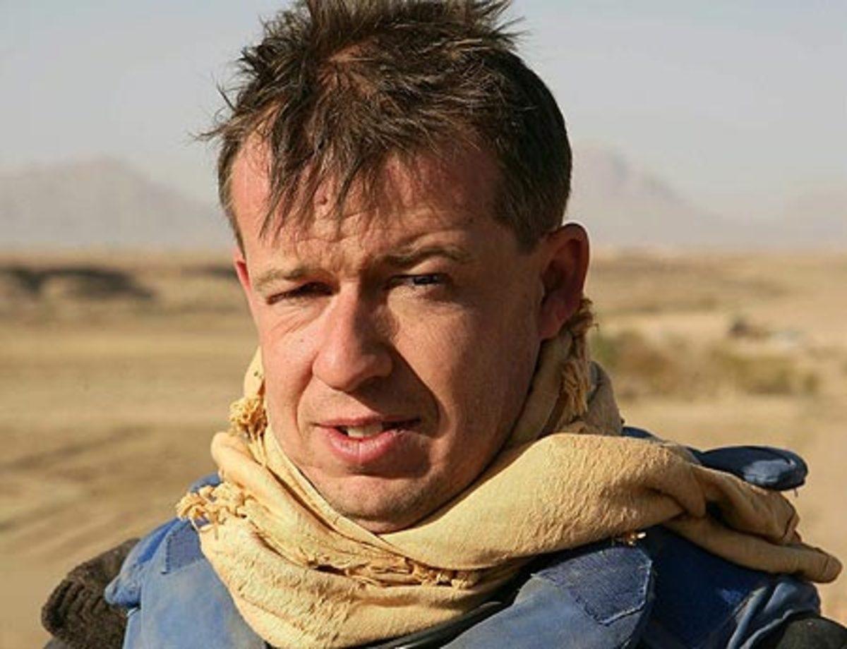 Βρετανός δημοσιογράφος σκοτώθηκε στο Αφγανιστάν   Newsit.gr