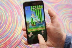 Η Nintendo ετοιμάζει νέα παιχνίδια για τα smarphones!