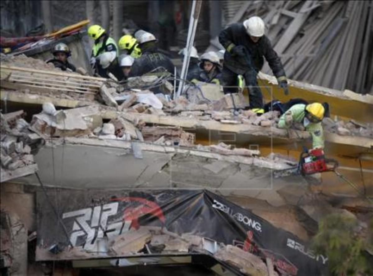 Τραγωδία στην Αργεντινή με 3 νεκρούς- Κατέρρευσε οροφή σούπερ μάρκετ | Newsit.gr