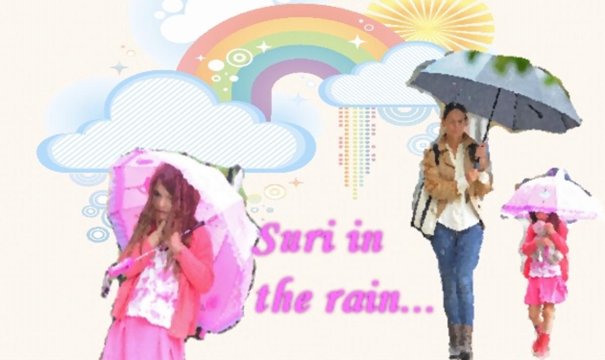 Katie Holmes – Suri Cruz: Bόλτα στη βροχερή Νέα Υόρκη! | Newsit.gr