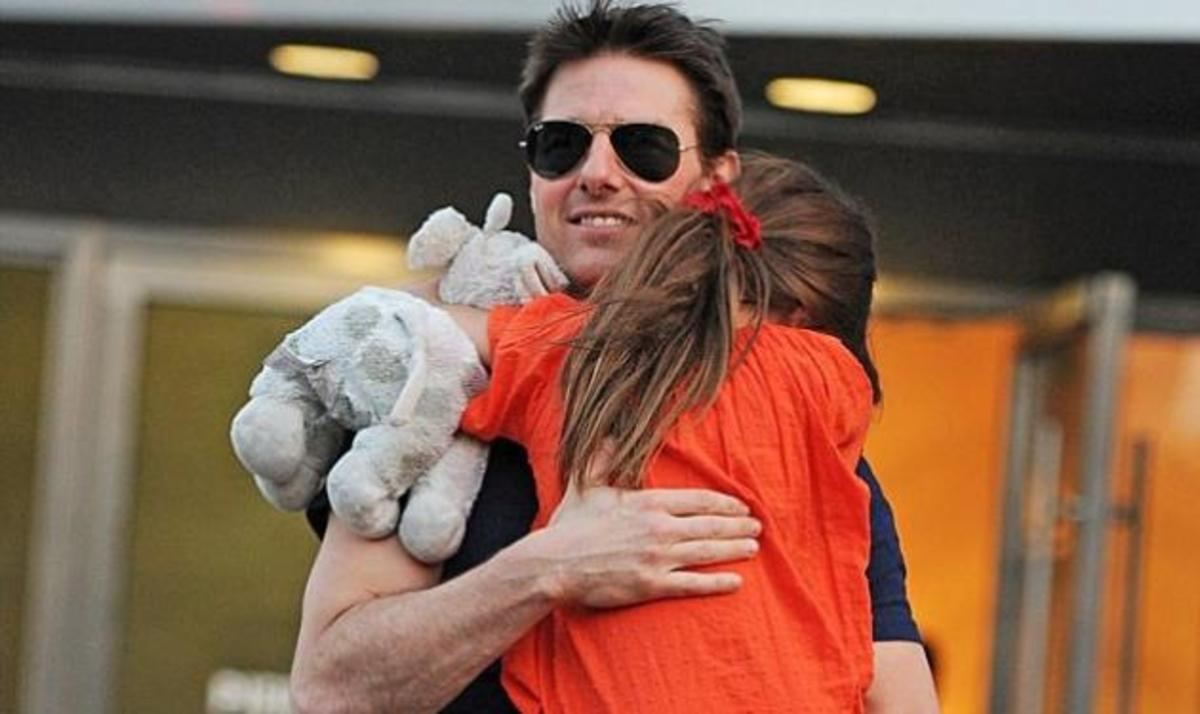 Tom Cruise: Μετά από τρεις μήνες, ξανακάνει διακοπές με την μικρή Suri! Φωτογραφίες | Newsit.gr