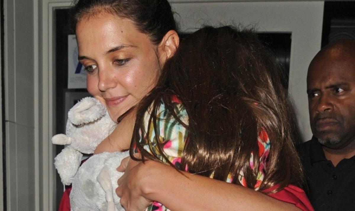 Καλύτερα οι δυο τους! H K. Holmes διασκεδάζει με την Suri μετά τον χωρισμό | Newsit.gr